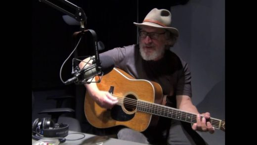 Jim Page – Musician, Songwriter and Activist